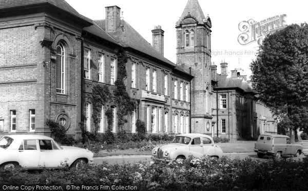 Photo of Winchmore Hill, Highlands General Hospital c1960