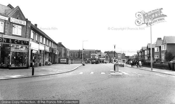 Photo of Winchmore Hill, Mason's Corner c.1960