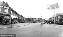 Winchmore Hill, Mason's Corner c.1960