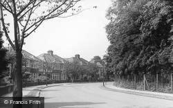 Winchmore Hill, Ringwood Way c.1955