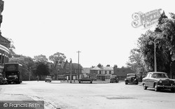 Winchmore Hill, The Green c.1955