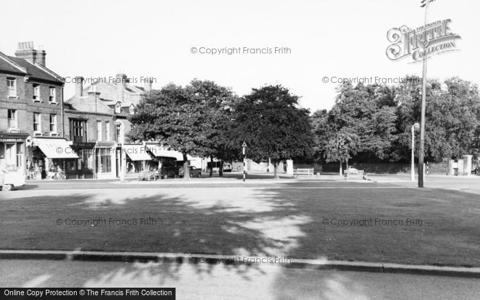 Photo of Winchmore Hill, The Green c.1960