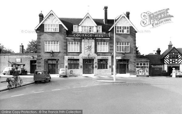 Photo of Winchmore Hill, The Green Dragon c.1960