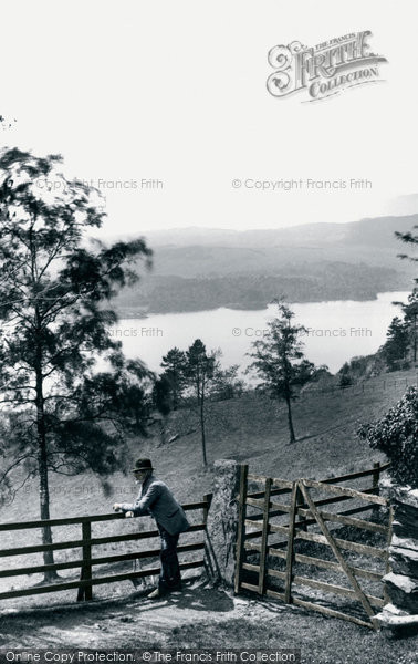 Photo of Windermere, 1886