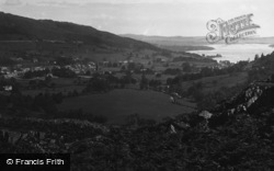 Windermere, And Ambleside From Loughrigg 1892