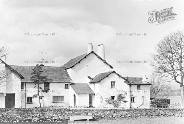 Photo of Windermere, Calgarth Home Farm c.1950