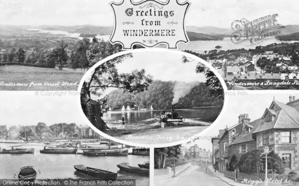 Photo of Windermere, Composite