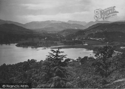 From Jenkin Crag 1886, Windermere