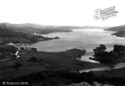 From Loughrigg 1892, Windermere