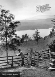 Windermere, From Near Jenkin Crag 1886