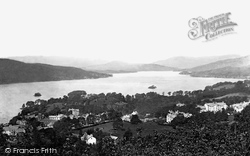 From The Summit 1887, Windermere