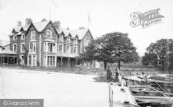 Windermere, Lake Side Hotel 1887
