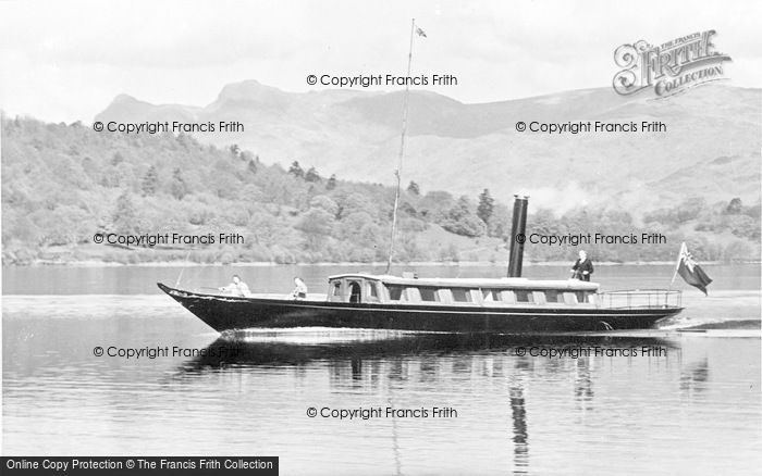 Photo of Windermere, T.S.S.Y Esperance 1869 1959