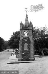 Windermere, The Baddeley Clock c.1955
