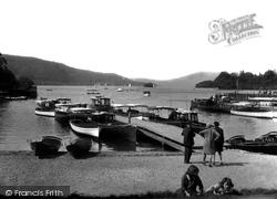 Windermere, The Lake 1929