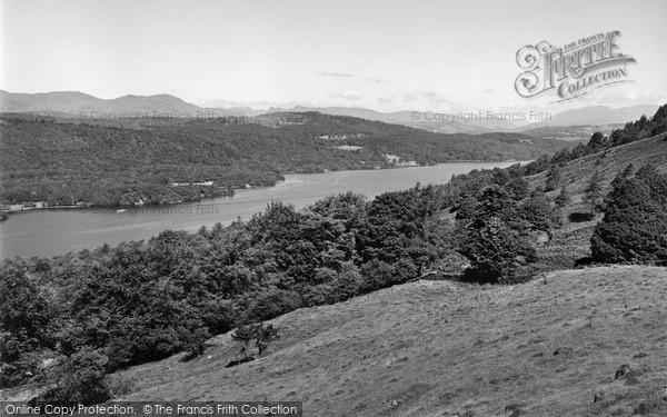 Photo of Windermere, The Lake 1959