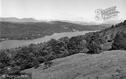Windermere, The Lake 1959
