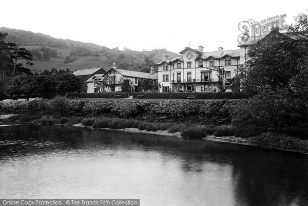 Photo of Windermere, The Lowood Hotel 1912
