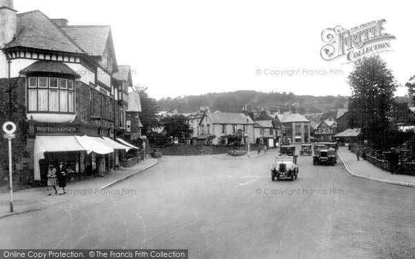 Photo of Windermere, The Main Street 1929