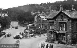 Windermere, The Queen's Hotel c.1955