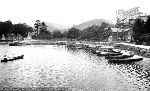 Photo of Windermere, Waterhead 1912