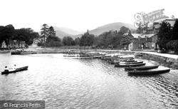 Windermere, Waterhead 1912