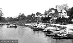 Windermere, Waterhead Hotel 1887