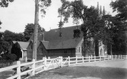 Windlesham, Church 1901