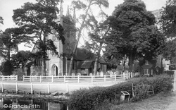 Windlesham, Church 1901