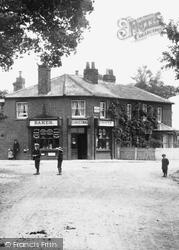 Windlesham, The Village Shop 1909