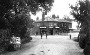 Windlesham, the Village Shop 1909