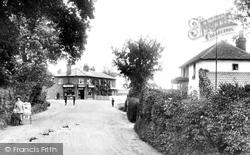 Windlesham, Village 1909