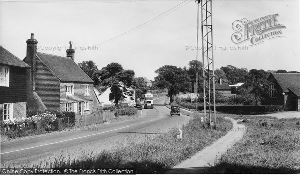 Photo of Windmill Hill, Posey Green c.1955