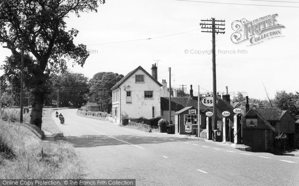 Photo of Windmill Hill, The Village c.1955
