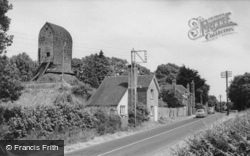The Windmill c.1955, Windmill Hill