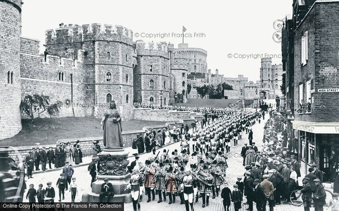 Photo of Windsor, Castle 1914