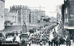 Windsor, Castle 1914