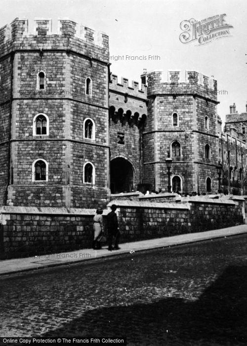 Photo of Windsor, Castle c.1950