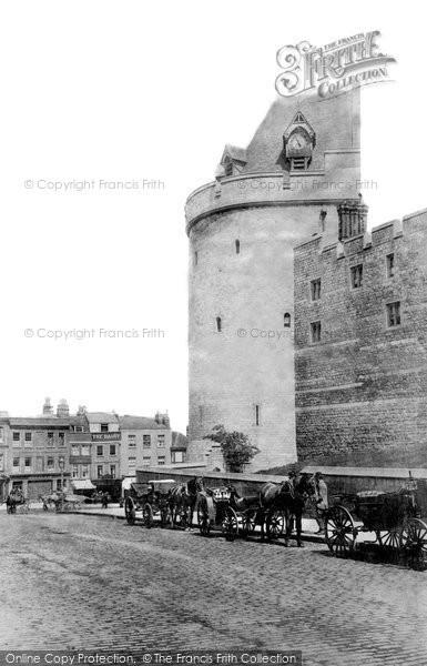 Photo of Windsor, Castle, Curfew Tower 1895