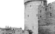 Windsor, Castle, Curfew Tower 1895
