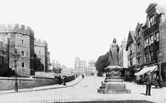 Windsor, Castle Hill 1895