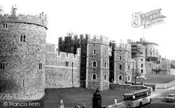 Windsor, Castle Hill c.1960