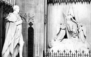 Windsor, Castle, St George's Chapel, Princess Charlotte Memorial 1895
