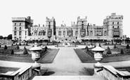 Windsor, Castle, The East Terrace 1914