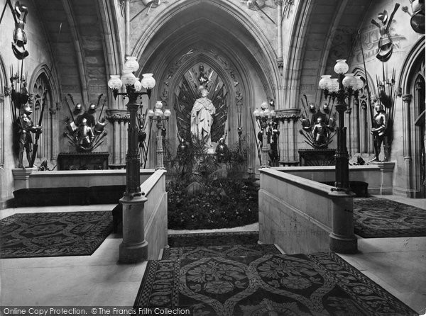 Photo of Windsor, Castle, The Grand Staircase 1923