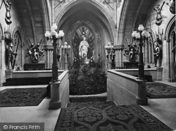 Windsor, Castle, The Grand Staircase 1923