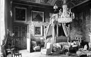 Windsor, Castle, The State Bedroom 1923