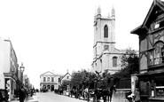 Windsor, Church Of St John The Baptist 1895