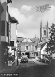 Windsor, Church Street c.1946