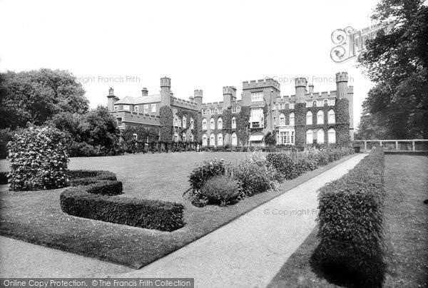 Photo of Windsor, Cumberland Lodge 1914
